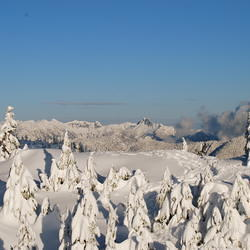Mount Seymour (2010.11.21)